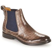 Skor Dam Boots Melvin & Hamilton AMELIE 12 Brun