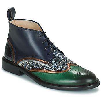 Skor Dam Boots Melvin & Hamilton SALLY 30 Brun