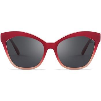Klockor & Smycken Solglasögon Hanukeii Laguna Röd