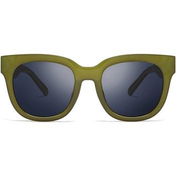 Klockor & Smycken Solglasögon Hanukeii Southcal Grön