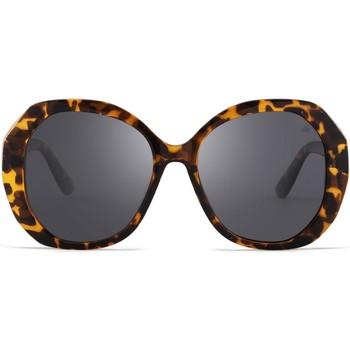 Klockor & Smycken Solglasögon Hanukeii Lombard Brun