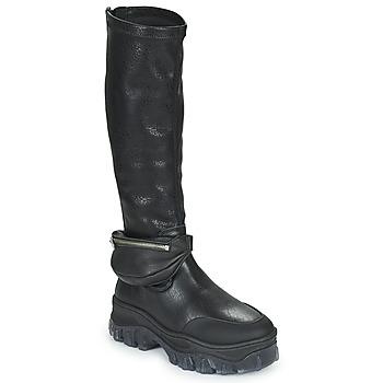 Skor Dam Boots Bronx JAXSTAR HIGH Svart