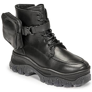 Skor Dam Boots Bronx JAXSTAR MID Svart