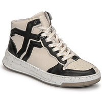 Skor Dam Höga sneakers Bronx OLD COSMO Vit / Svart