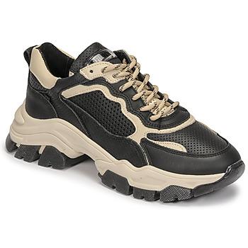 Skor Dam Sneakers Bronx TAYKE OVER Svart
