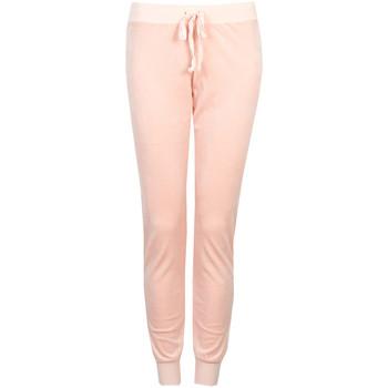 textil Dam Joggingbyxor Juicy Couture  Rosa
