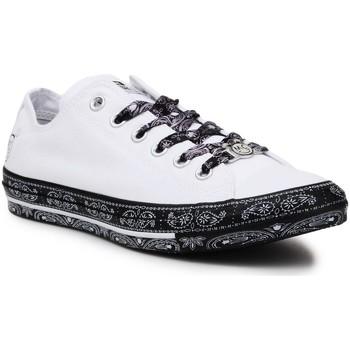 Skor Dam Sneakers Converse Chuck Taylor All Star OX 162235C white, black