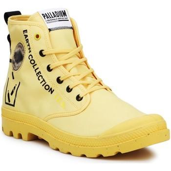 Skor Höga sneakers Palladium Pampa 77054-713-M black, yellow
