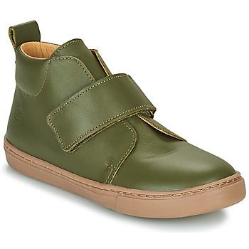 Skor Pojkar Boots Citrouille et Compagnie FOJAMO Kaki