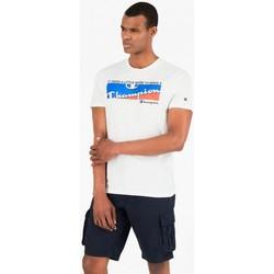 textil Herr T-shirts Champion  Gul