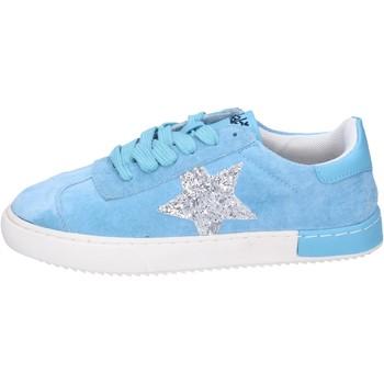Skor Flickor Sneakers Holalà  Blå