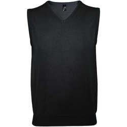textil Herr Kostymvästar Sols GENTLEMEN Negro Negro