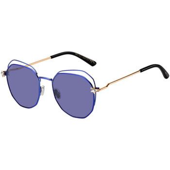Klockor & Smycken Dam Solglasögon Jimmy Choo  Violett