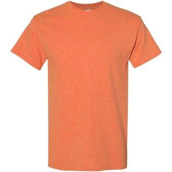 textil Herr T-shirts Gildan 5000 Solnedgång