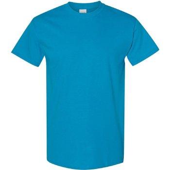 textil Herr T-shirts Gildan 5000 Safir