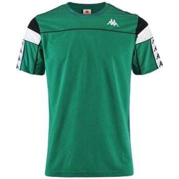 textil Herr T-shirts Kappa Banda Arar Gröna