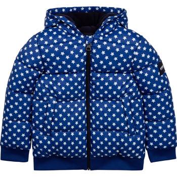 textil Barn Täckjackor Aigle SOLILA Blå