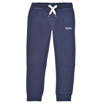textil Pojkar Joggingbyxor BOSS PATELIN Marin