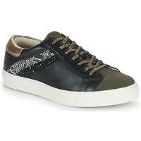 Skor Dam Sneakers Betty London PITINETTE Svart