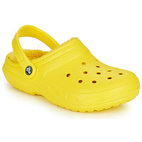 Skor Träskor Crocs CLASSIC LINED CLOG Gul