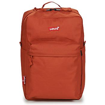 Väskor Ryggsäckar Levi's LEVI'S L PACK STANDARD Röd