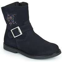 Skor Flickor Boots Citrouille et Compagnie POUDRE Marin