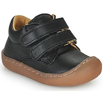 Skor Barn Höga sneakers Citrouille et Compagnie PIOTE Svart