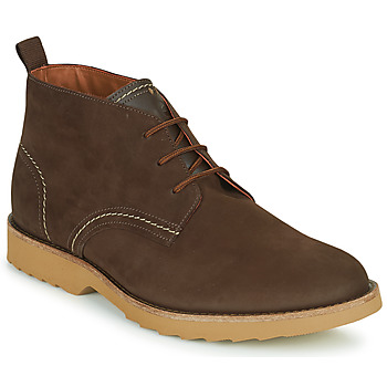 Skor Herr Boots Clarks FALLHILL MID Brun