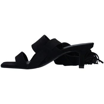 Skor Dam Sandaler Janet&Janet 01151 BLACK