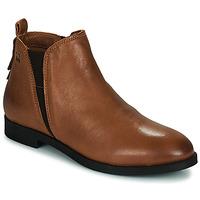 Skor Dam Boots Dream in Green LIMIDISE Tan (mellanbrun)
