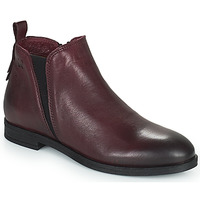 Skor Dam Boots Dream in Green LIMIDISE Bordeaux