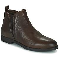 Skor Dam Boots Dream in Green LIMIDISE Choklad