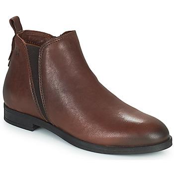 Skor Dam Boots Dream in Green LIMIDISE Brun
