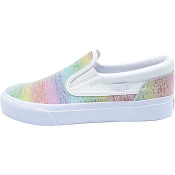 Skor Dam Slip-on-skor DC Shoes Trase Slip Flerfärgad