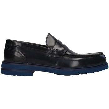 Skor Herr Loafers Antony Sander 100 BLUE
