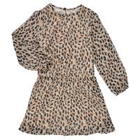 textil Flickor Korta klänningar Only KONIZABELLA Flerfärgad