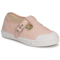 Skor Barn Sneakers Springcourt MS1 CLASSIC K1 Rosa