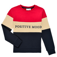 textil Flickor Sweatshirts Name it NKFLIBEL LS SWEAT Flerfärgad