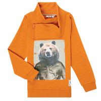 textil Pojkar Sweatshirts Name it NKMKUVAU LS SWE Orange
