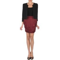 textil Dam kjolar Lola JOVI ESTATE Bordeaux