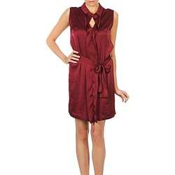 textil Dam Korta klänningar Lola ROSE ESTATE Bordeaux