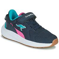 Skor Flickor Sneakers Kangaroos K-FORT JAG EV Blå
