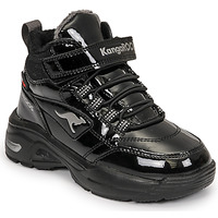 Skor Flickor Höga sneakers Kangaroos KC-ICY EV RTX Svart