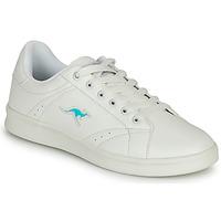 Skor Dam Sneakers Kangaroos K-TEN II Vit