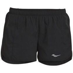 textil Dam Shorts / Bermudas Saucony SAW800086BK Svarta