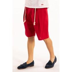 textil Herr Shorts / Bermudas Takeshy Kurosawa  Röd