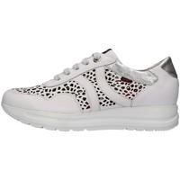 Skor Dam Sneakers CallagHan 40721 WHITE