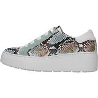 Skor Dam Sneakers CallagHan 14928 WHITE