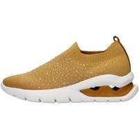 Skor Dam Sneakers CallagHan 45806 YELLOW