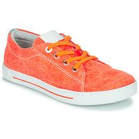 Skor Barn Sneakers Birkenstock ARRAN KIDS Orange